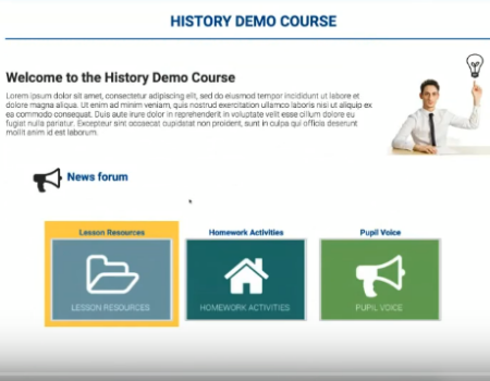 Moodle Training Webinar #2 – view the video