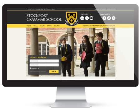 Moodle Case Study: Stockport Grammar School