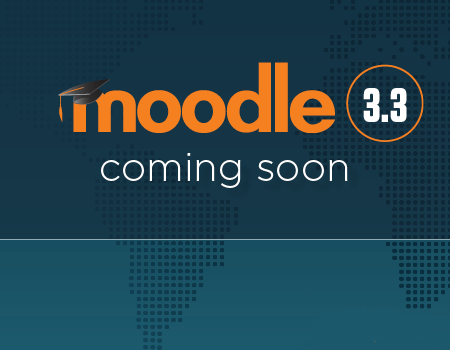 Moodle 3.3 release – what's new?
