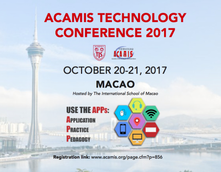 Titus Learning at the ACAMIS 2017 Technology Conference