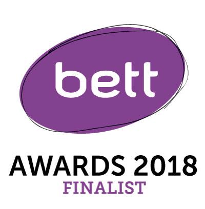 Finalist Logo_Bett 2018