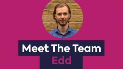 Meet The Team - Edd