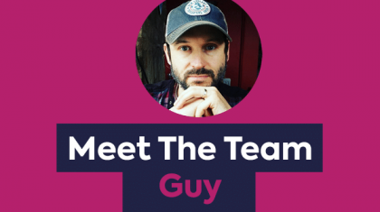 Meet The Team - Guy