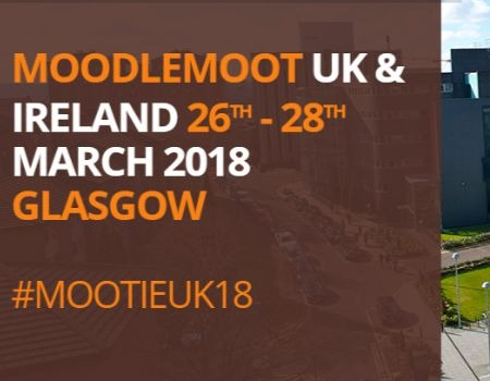 Join us at MoodleMoot UK 2018 in Glasgow