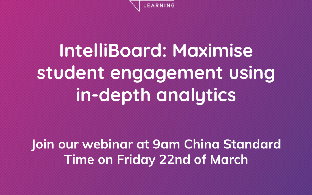 IntelliBoard: Maximise student engagement using in-depth analytics.