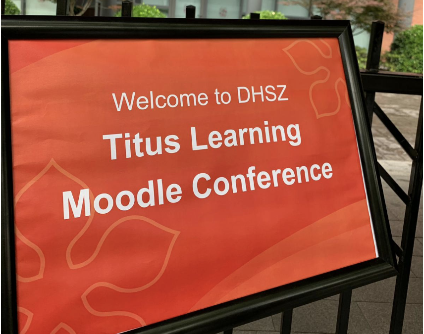 Titus Learning Moodle Conference 2019