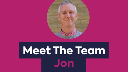 Meet The Team - Jon
