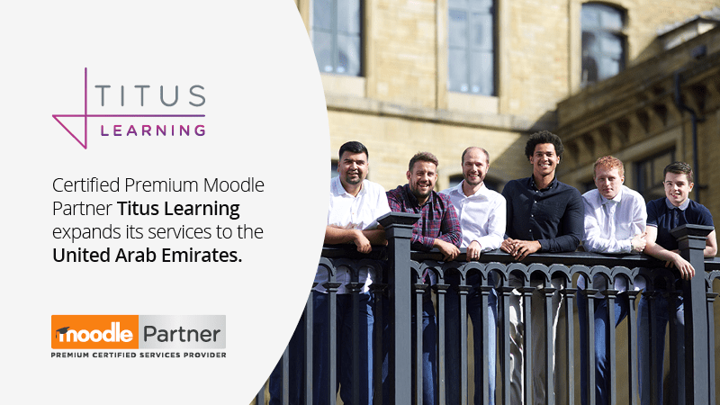 Titus Certified Premium Moodle Partner in the UAE