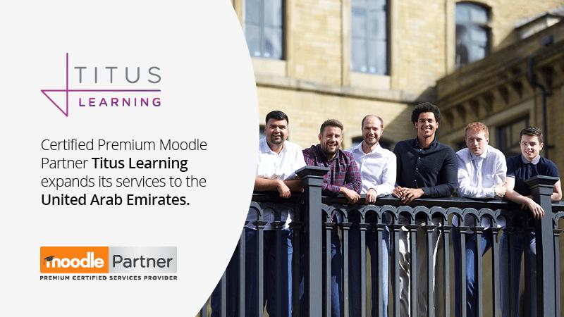 Titus Certified Premium Moodle Partner in the UAE