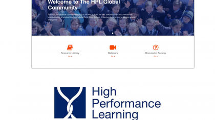 High Performance Learning - Titus Moodle Client