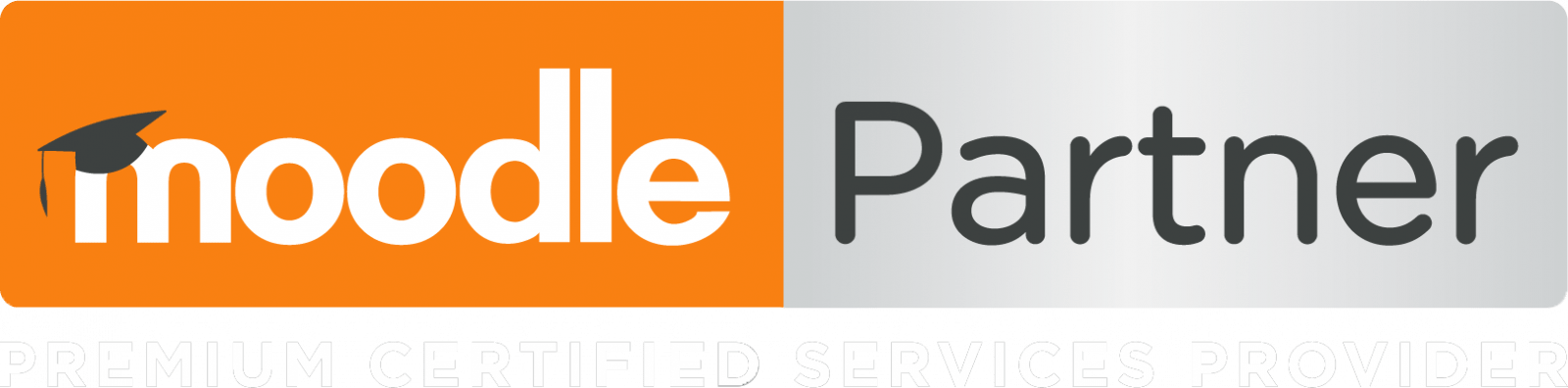 Moodle Certified Premium Partner Badge