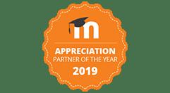 Titus Moodle Appreciation Partner Award