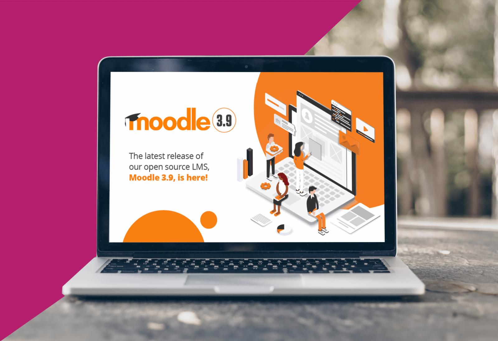 Moodle 3.9