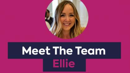 Meet The Moodle Team - Ellie