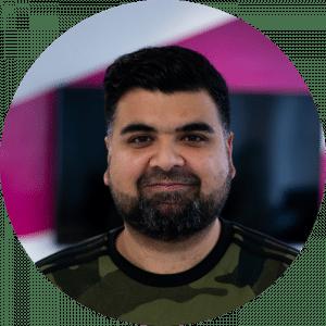 Majid Hussain Team image