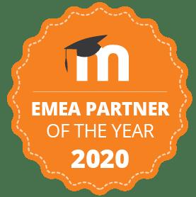 EMEA Award Win Badge