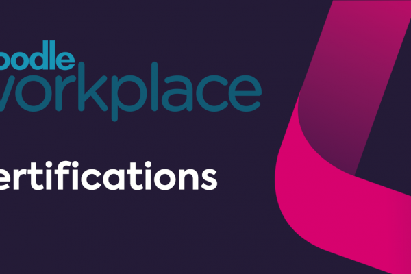 Moodle Workplace Certifications Featured image